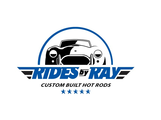 Rides by Ray logo